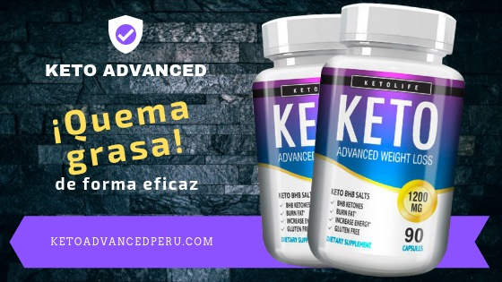 Keto Advanced Fat Burner Funciona